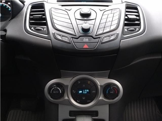 Ford Fiesta 1.6 se hatch 16v flex 4p powershift - Foto 15