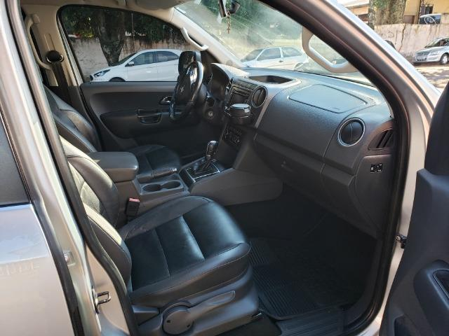Vw - Volkswagen Amarok Highline Aut. 4x4 Diesel - Foto 11