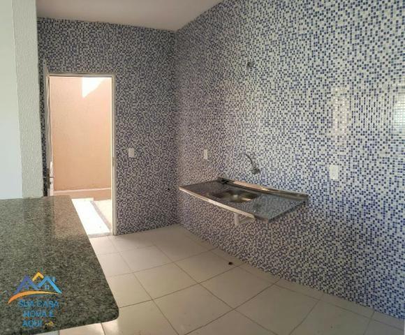 Casas com 3 quartos, 1 suíte, 2 vagas de garagem,88m² de área construída!! - Foto 5