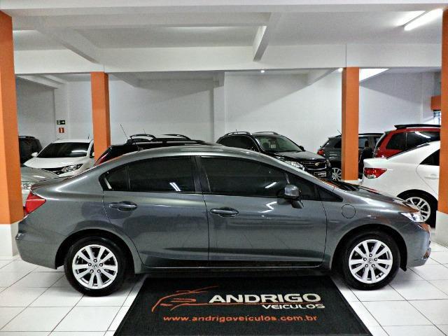 Honda Civic Lxs Automático - Foto 7