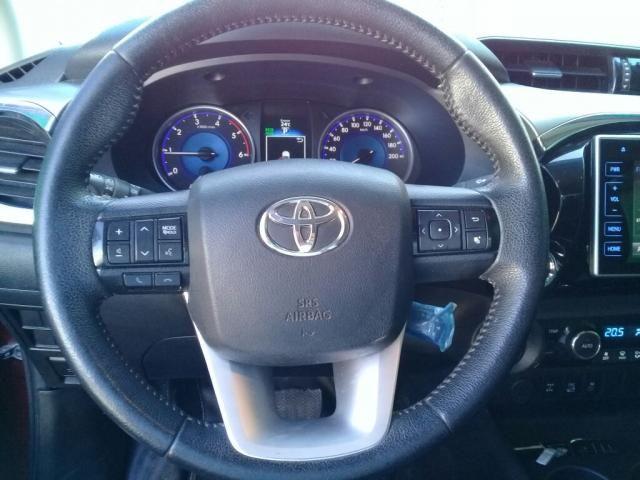 Toyota hilux 2.8 srx 4x4 cd 16v diesel 4p automático - Foto 7