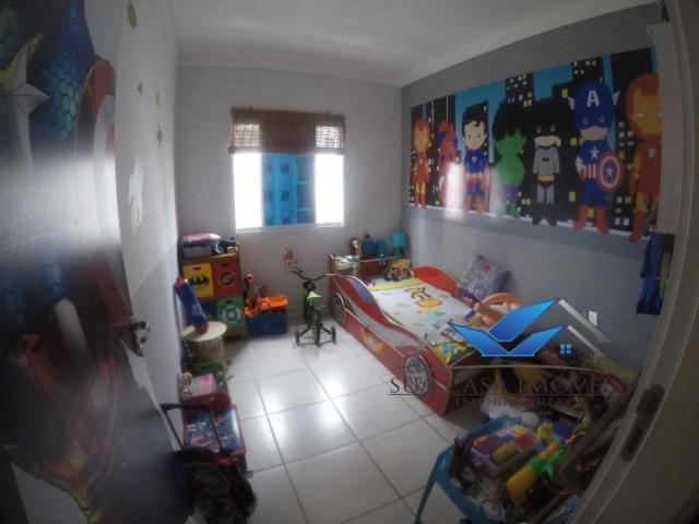 Apartamento à venda com 3 dormitórios em Morada de laranjeiras, Serra cod:AP175GI - Foto 7