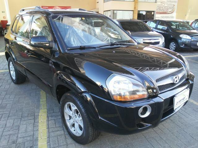 Hyundai Tucson GL 2.0 Automática 2009/2010 - Foto 2