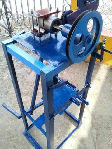 Maquina para fabricar tela alambrado - Sem Motor