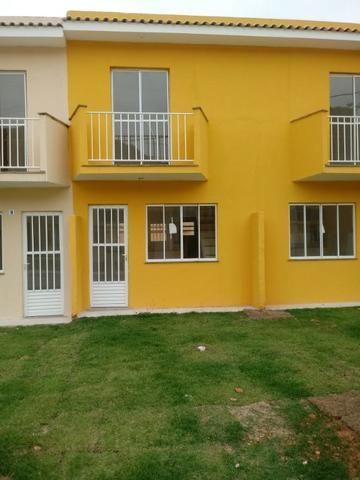 Casas em Corumbá 2 quartos Nova Iguaçu - Foto 5