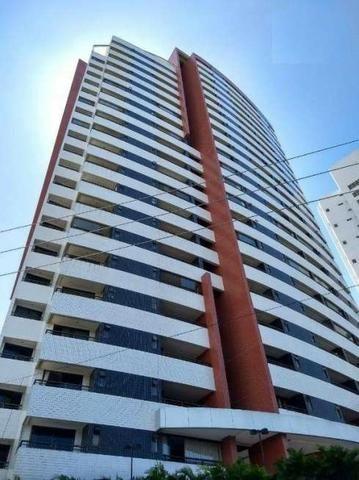 AV 247 - Mega Imóveis Prime Vende apartamento de 114m² - no bairro cocó