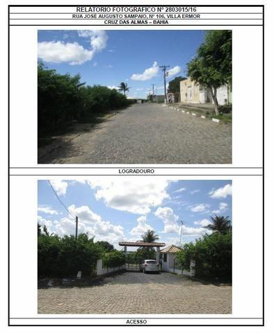 Área de 7130m² em Cruz das Almas (BA) - Vila - Foto 3
