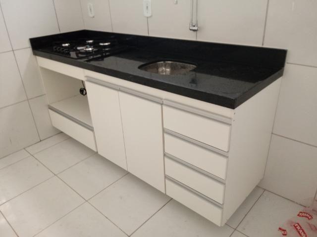 Bancada de Granito Cozinha e Banheiro - Foto 4