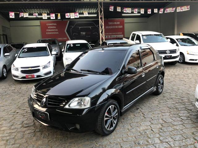 Renault- Logan Expression 2010 Completo - Foto 2