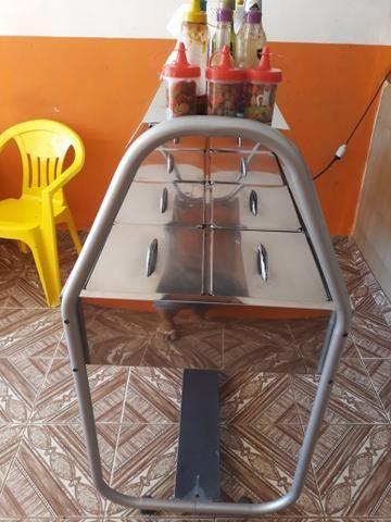 Vendo um self-service com a maquina de fecha quentinha - Foto 2