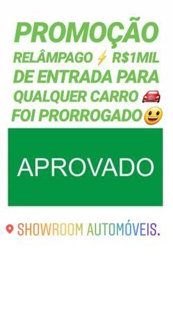 Fiat/DOBLO 2017 7LUGARES COM R$1MIL DE ENTRADA SÓ NA SHOWROOM AUTOMÓVEIS