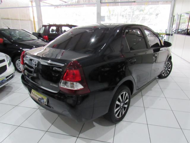 TOYOTA ETIOS 2015/2016 1.5 PLATINUM SEDAN 16V FLEX 4P MANUAL - Foto 4