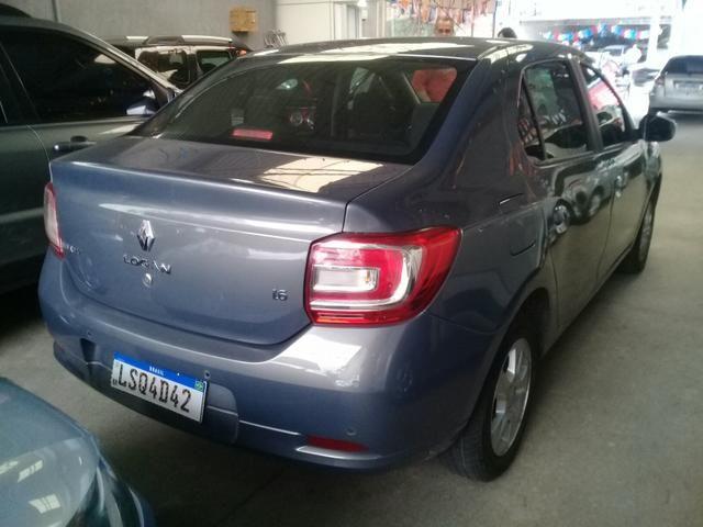 Renault-logan 1.6 valor anunciado tem mais 10 mil de entrada - Foto 4