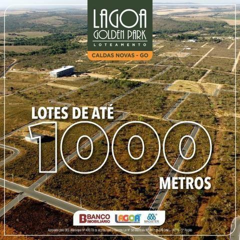 Loteamento Lagoa Golden Park - Caldas Novas GO. R$316 por mês - Foto 4