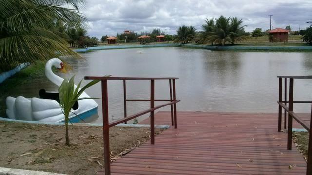 Terreno em Condomínio Fechado no Município de Cruz do Espirito Santo - Foto 6