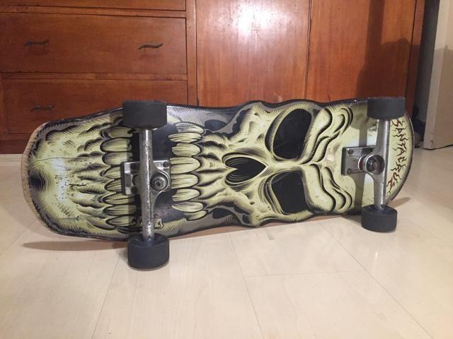 Shape de skate Santa Cruz