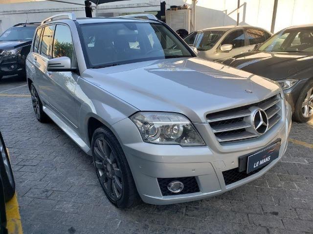 Mercedes-Benz GLK 280 3.0 V6, Automatico, Couro