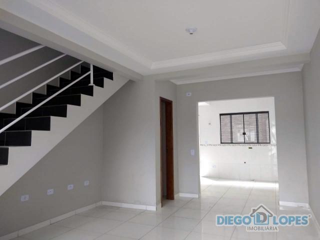 Casa à venda com 2 dormitórios em Cidade industrial, Curitiba cod:279 - Foto 3