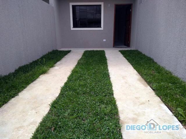 Casa à venda com 2 dormitórios em Cidade industrial, Curitiba cod:279 - Foto 2