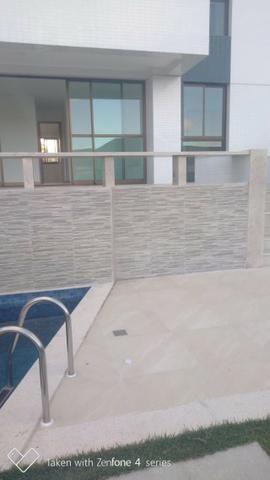 Apartamento térreo jardim C/ piscina privativa 4 suítes cond paradiso reserva do paiva - Foto 15