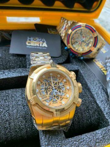 aed09c72585 Relógios Invicta - Bijouterias