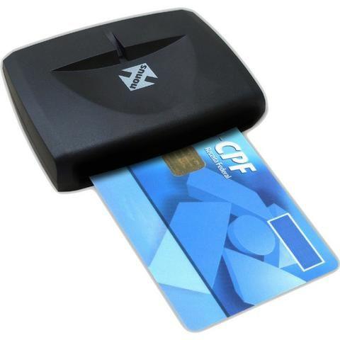 Leitor e Gravador De Smart Cards - Smartnonus