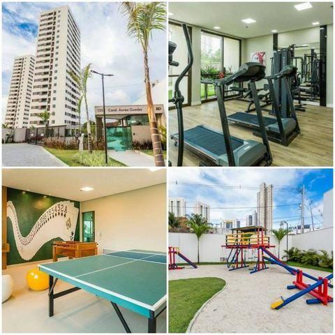Áurea Guedes - Apartamentos de 3 Quartos em Ponta Negra-RN - Foto 12