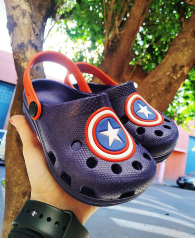 Lindos Crocs / tênis / calçados infantil  - Foto 6