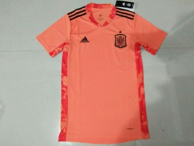 Camisa da Espanha Adidas 2020