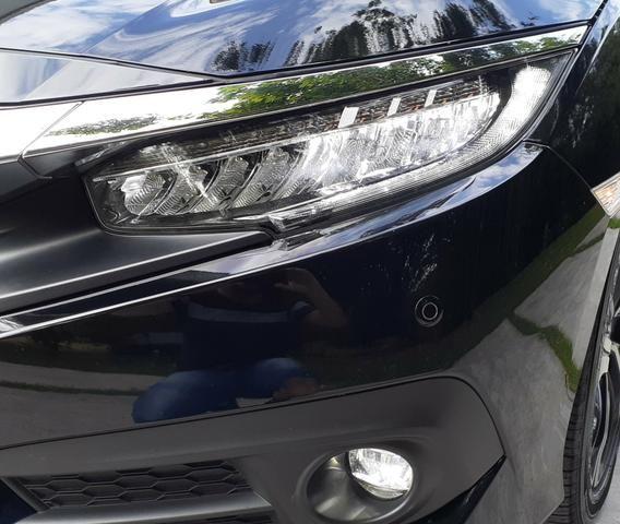 Civic sedan touring 1.5 turbo 16v aut. 4p IPVA 2020 pago - Foto 12