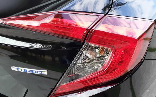 Civic sedan touring 1.5 turbo 16v aut. 4p IPVA 2020 pago - Foto 6