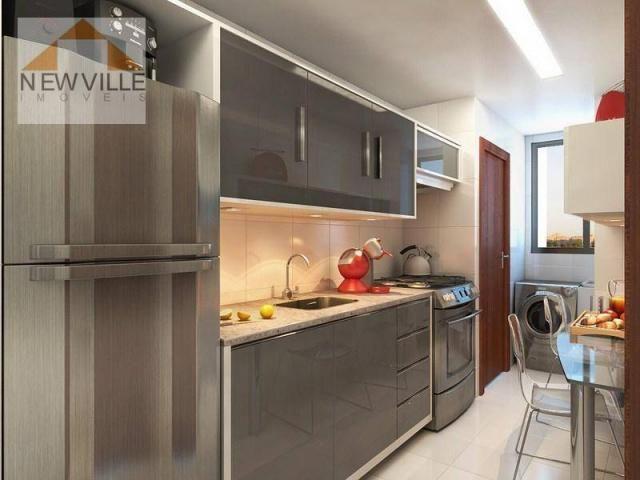 Apartamento com 3 quartos à venda, 84 m² por R$ 610.000,00 -próx.Rio Mar- Pina - Recife - Foto 4