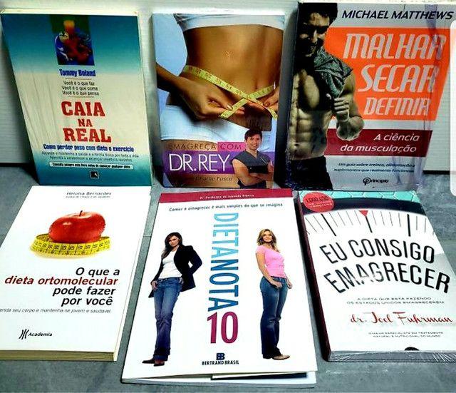 Livros para o Cuidado do Corpo e da Saúde