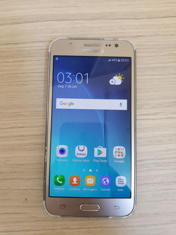 Samsung j5, bem conservado, pleno funcionamento