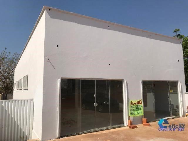 Aluga-se Imóvel Comercial em Luzimangues com 162m2 na TO 080