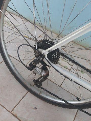 Bicicleta seminova specialized daily Feminina de passeio ideal para lugares planos  - Foto 4