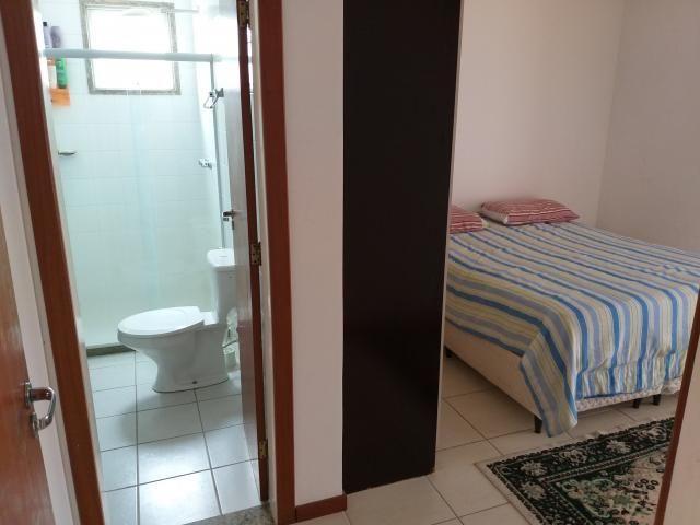 cobertura 3 quartos (1 suíte) e 3 vagas na Praia do Morro - Foto 9