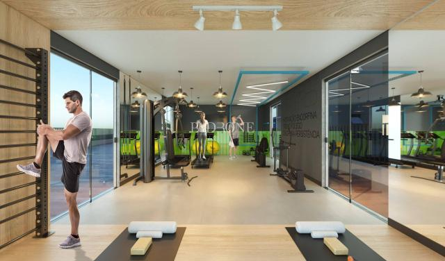 Apartamento à venda com 2 dormitórios em Campo comprido, Curitiba cod:AP0236 - Foto 18