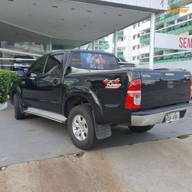 Hillux Srv 2015 diesel automática - Foto 3