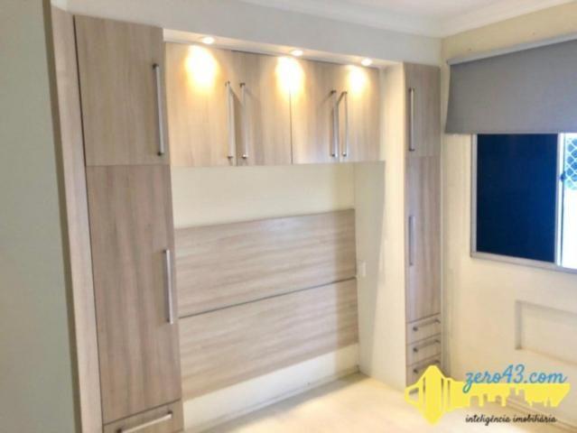 Apartamento à venda com 2 dormitórios em Nossa senhora de lourdes, Londrina cod:AP00431 - Foto 13