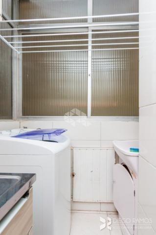 Apartamento à venda com 1 dormitórios em Bom fim, Porto alegre cod:9923329 - Foto 10