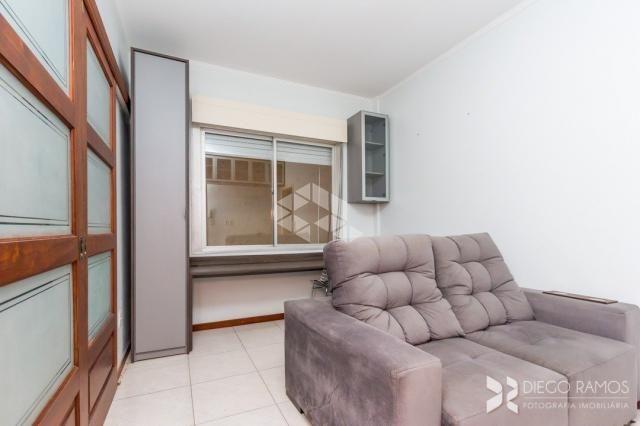 Apartamento à venda com 1 dormitórios em Bom fim, Porto alegre cod:9923329 - Foto 6