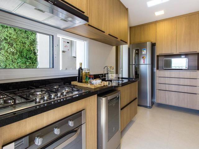Apartamento com 3 suítes para locação no Swiss Park - Campinas/SP - Foto 17