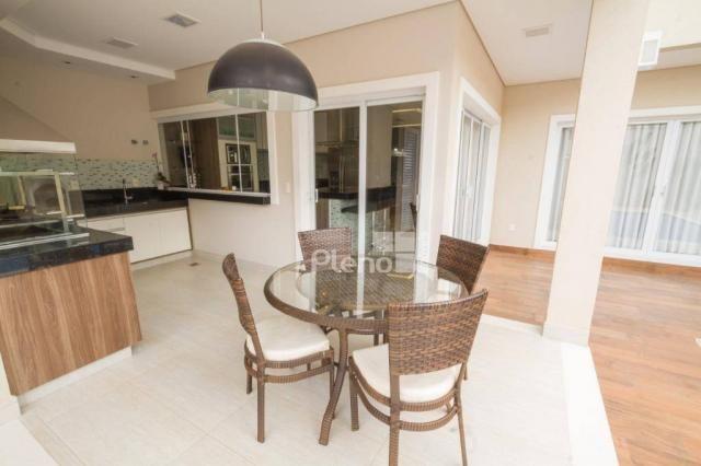 Casa com 3 dormitórios à venda, 310 m² por R$ 1.620.000,00 - Swiss Park - Campinas/SP - Foto 13