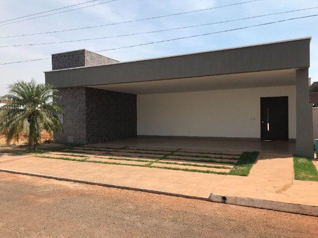 Casa 03 suítes, Condomínio Porto Seguro, Inhumas - GO - Foto 2