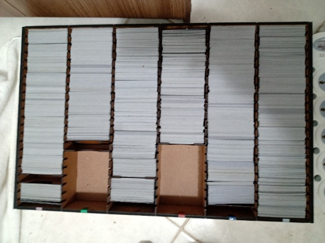 + de 5.700 cartas de Magic: the Gathering - Foto 2