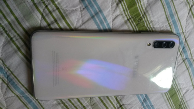 Tro*co Galaxy A70 branco super conservado - Foto 5