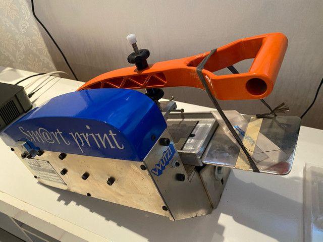 Máquina Tampografia Wutzl Mod: Tc-m8 Manual. - Foto 2