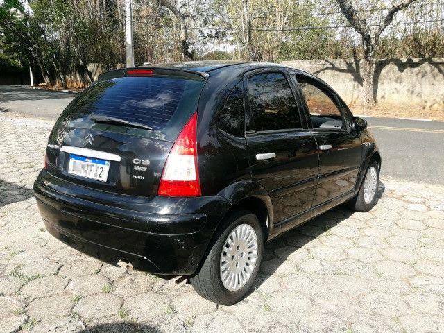 C3 1.6 Completo- modelo Exclusive 16V - ano 2007 - FLEX - Foto 7