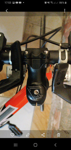 Bike speed 54 1600reais  - Foto 5